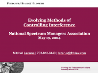 Evolving Methods of
