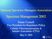Spectrum Management 2002